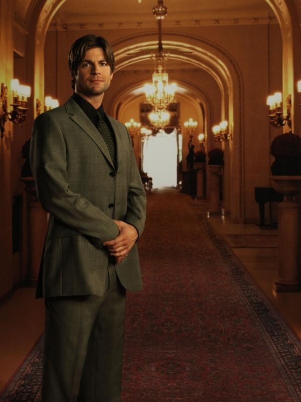 Gale Harold in un'immagine promozionale di 'Vanished'