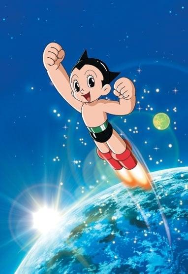 La locandina di Astroboy