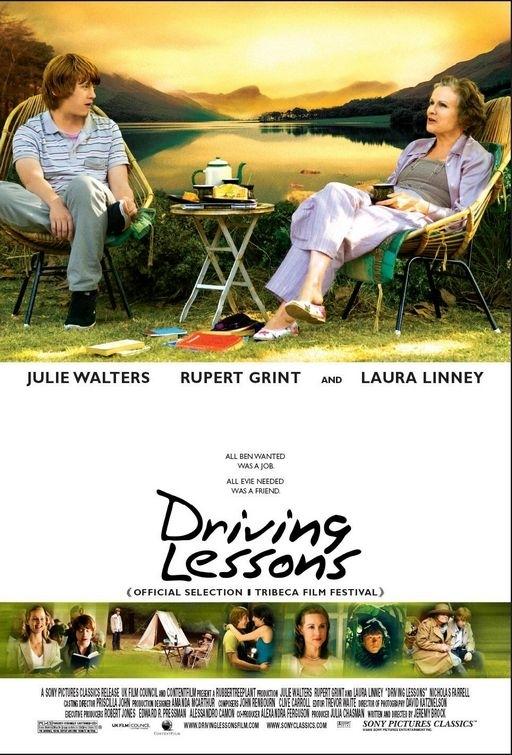 La locandina di Driving Lessons