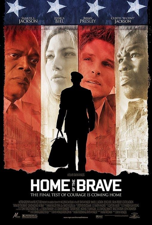 La locandina di Home of the Brave