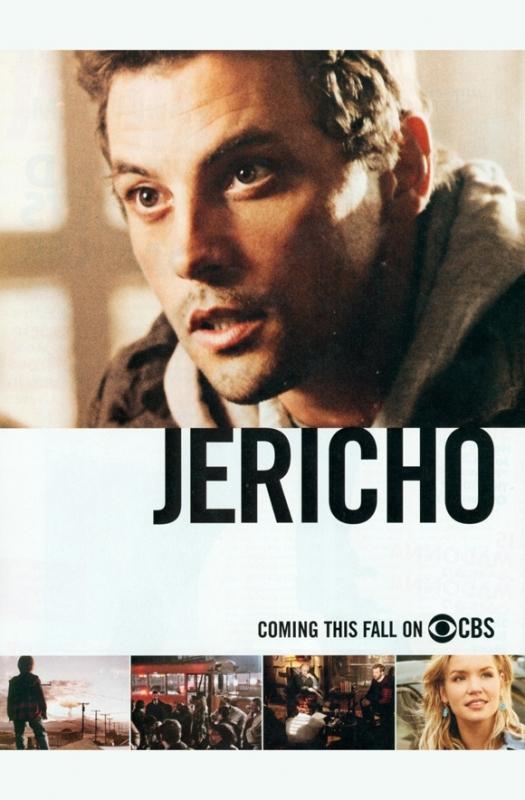 La locandina di Jericho