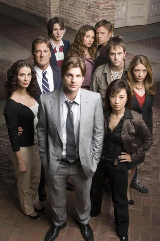 Un'immagine promozionale di 'Vanished'