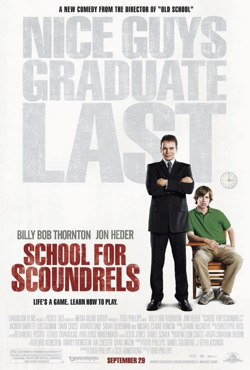 La locandina di School for Scoundrels