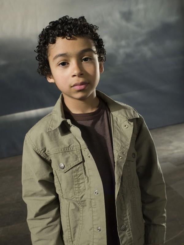 Noah Gray-Cabey in un'immagine promozionale di 'Heroes'
