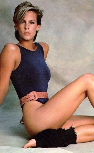 Jamie Lee Curtis, ai tempi in cui era soprannominata The Body