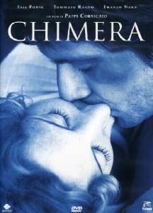 La copertina DVD di Chimera
