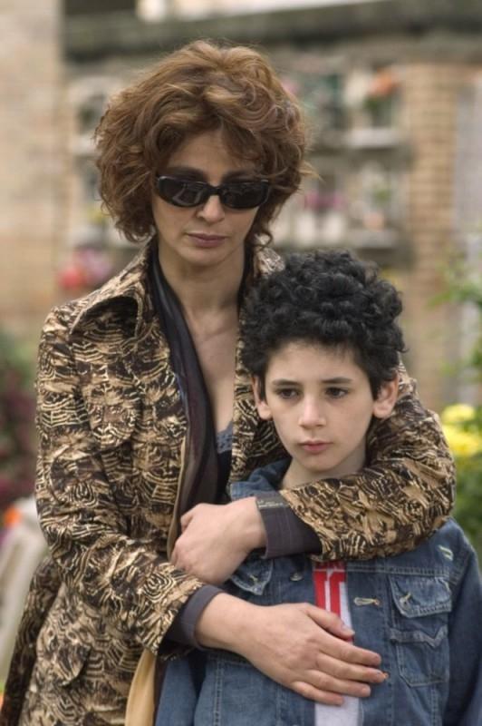 Umberto Morelli e Laura Morante in una scena del film Liscio