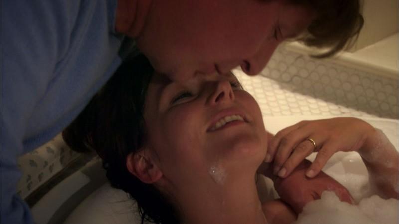 Una scena del film Dopo il matrimonio