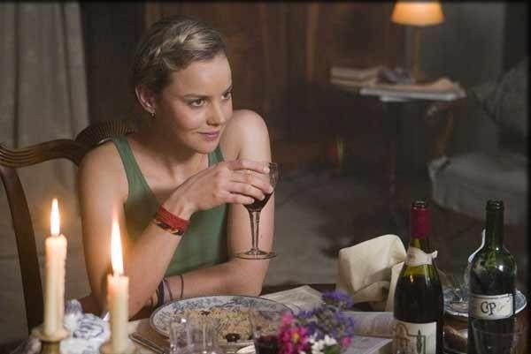 Abbie Cornish in una scena del film A Good Year