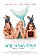 La copertina DVD di Aquamarine