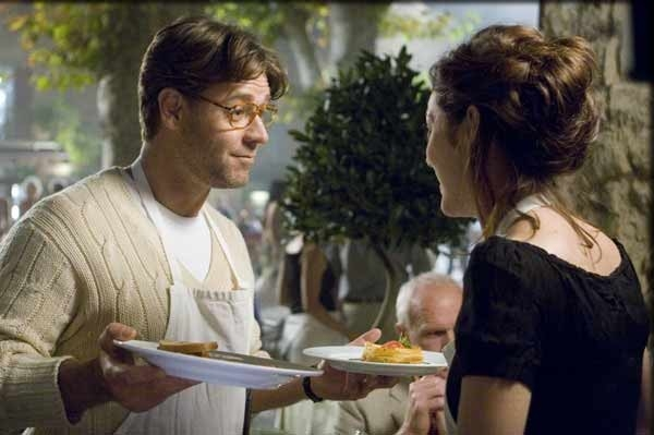 Russell Crowe in una scena del film A Good Year - Un'ottima annata