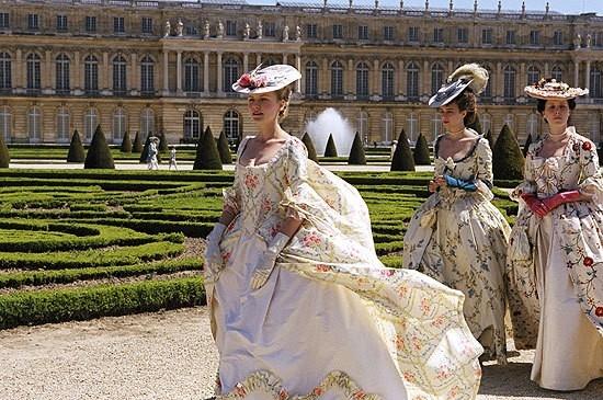 Un'immagine di Marie Antoinette