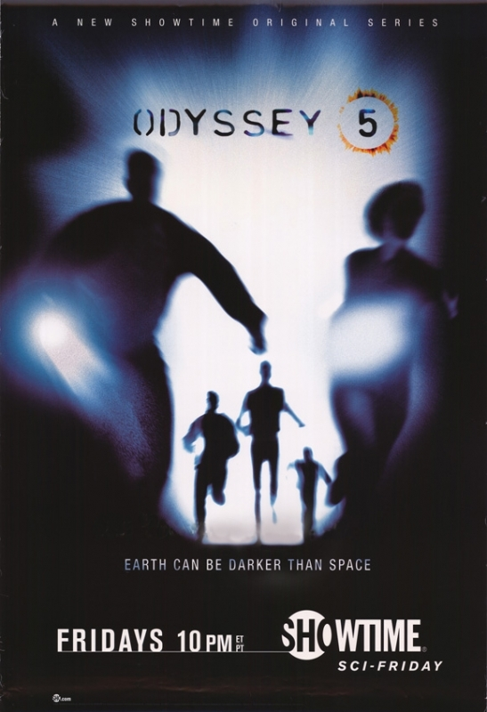La locandina di Odyssey 5