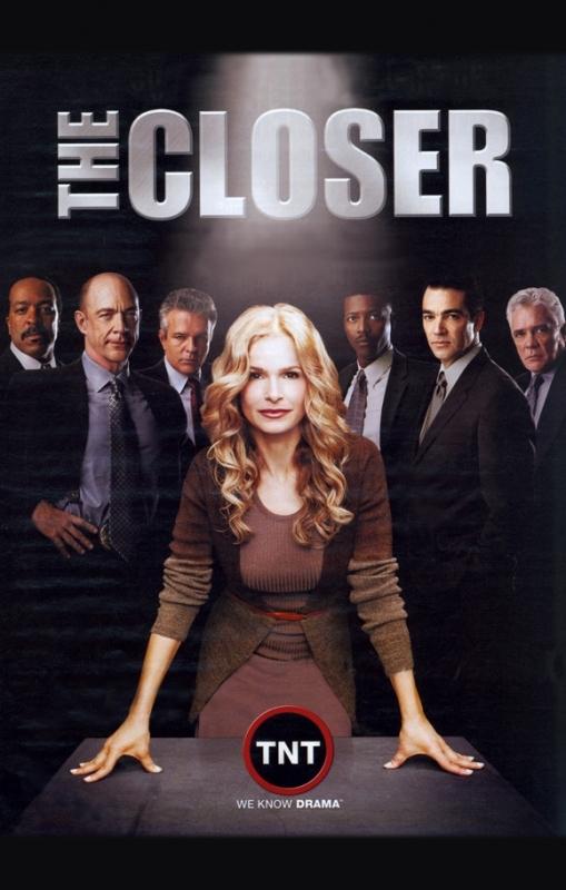 La locandina di The Closer