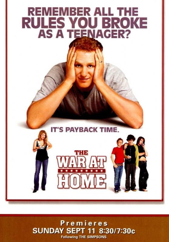 La locandina di The War at Home