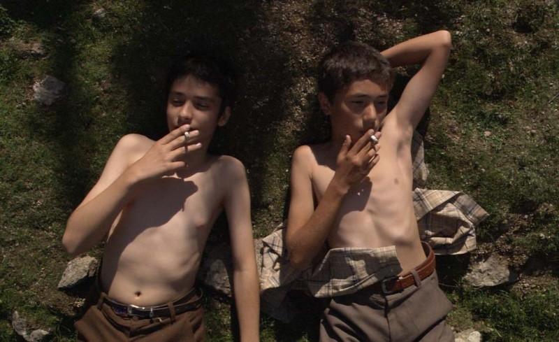 Due protagonisti del film Bes Vakit