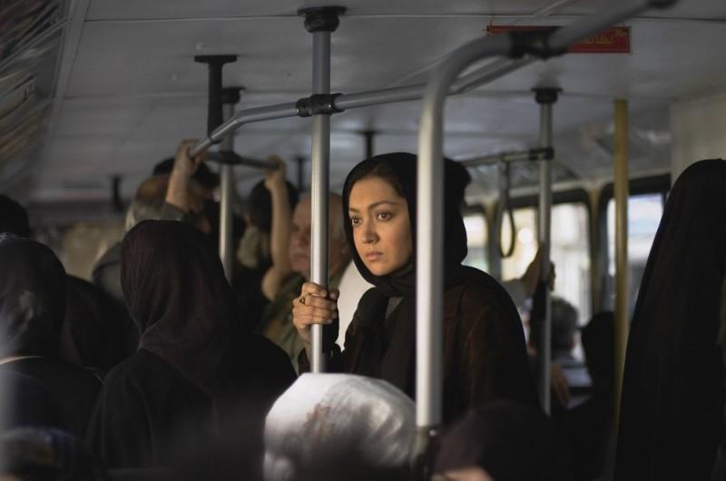 Una scena del film Chand rooz ba'd…