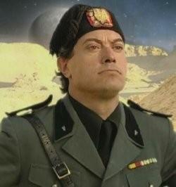 Corrado Guzzanti in Fascisti su Marte - Una vittoria negata