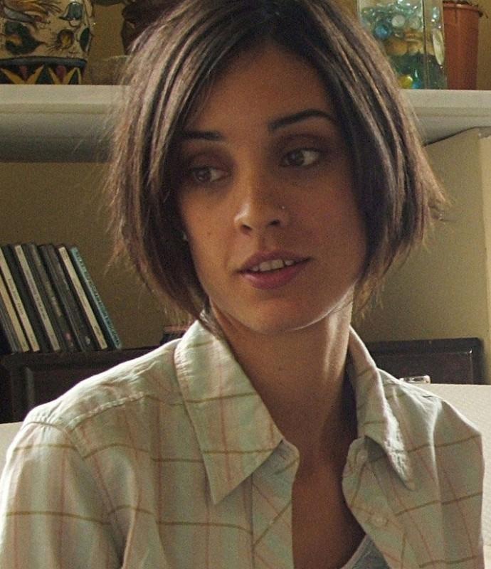 Martina Gusman in na scena del film Nacido y criado