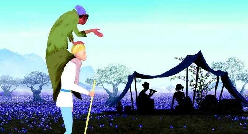 Immagine del film Azur e Asmar