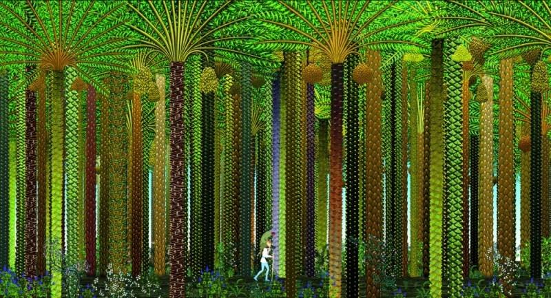Azur e Asmar: una immagine della pellicola d'animazione