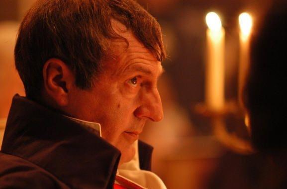 Auteuil in una scena del film N (Io e Napoleone)
