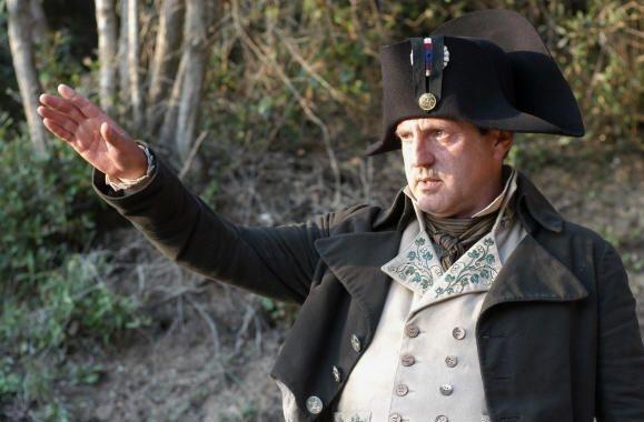 Daniel Auteuil è il protagonista del film N (Io e Napoleone)