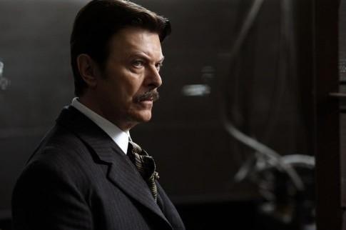 David Bowie nel film The Prestige