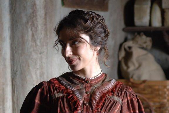 Sabrina Impacciatore in una scena del film N (Io e Napoleone)