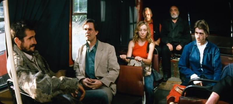 Una scena del film L'héritage