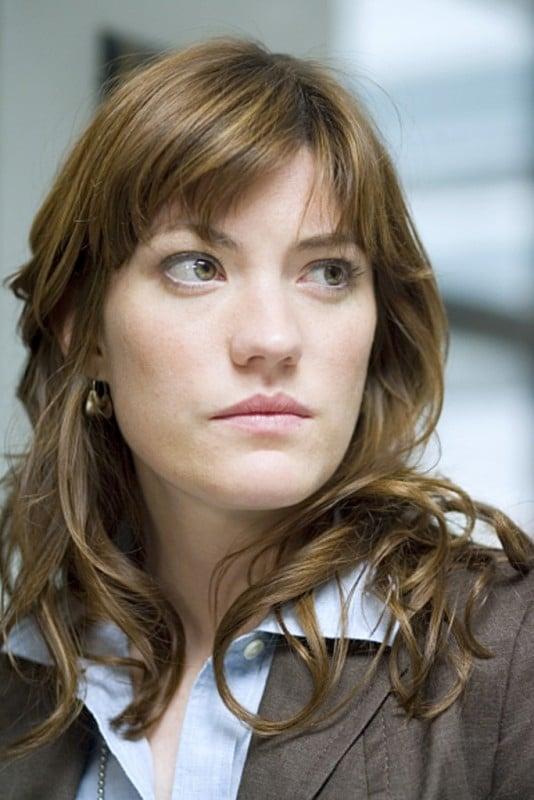 Jennifer Carpenter in una scena di Dexter