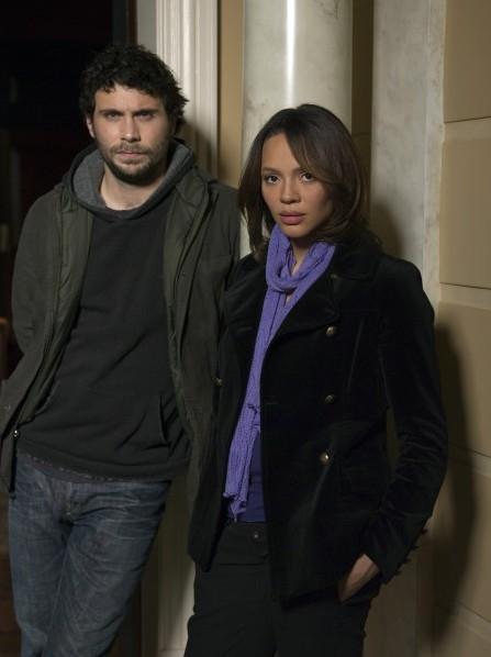 Jeremy Sisto e Carmen Ejogo in 'Kidnapped'