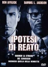 La copertina DVD di Ipotesi di reato