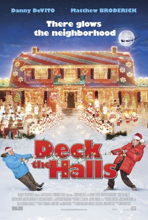 La locandina di Deck the Halls