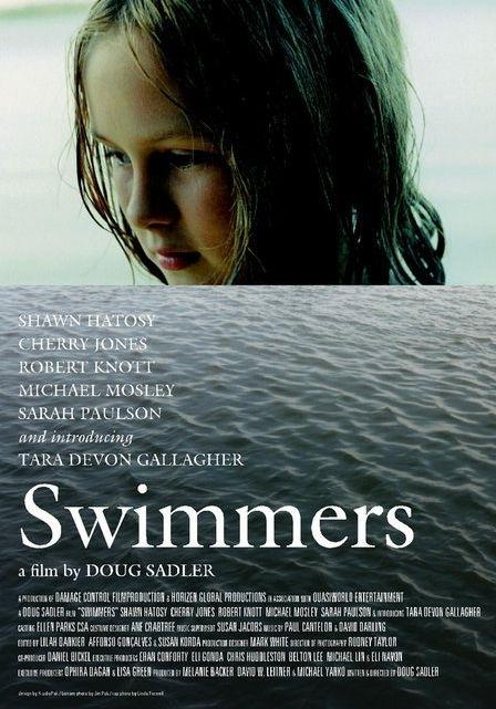 La locandina di Swimmers