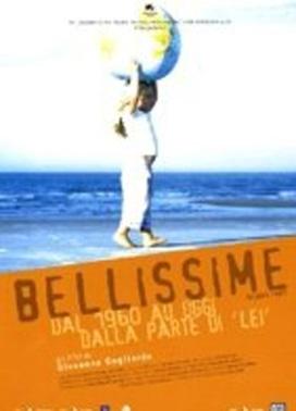 La copertina DVD di Bellissime 2
