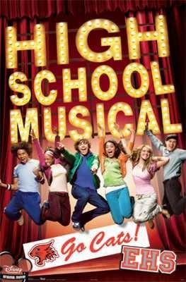 La locandina di High School Musical