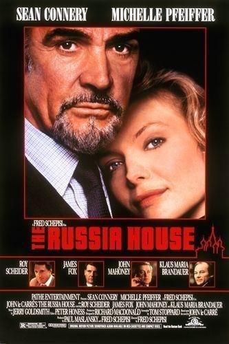 La locandina di La Casa Russia