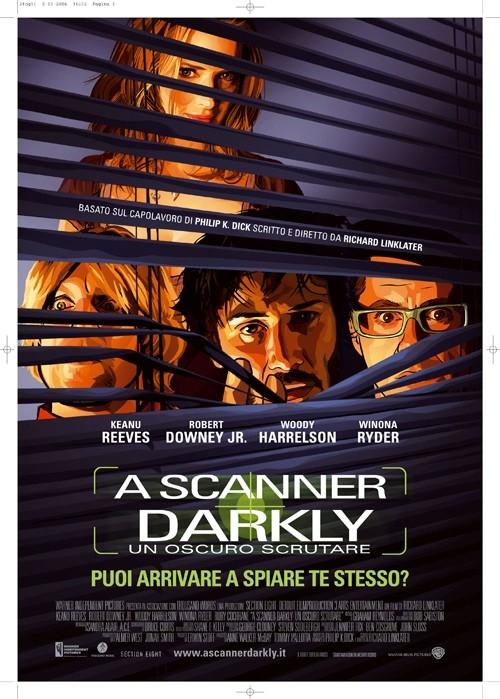 locandina di A Scanner Darkly