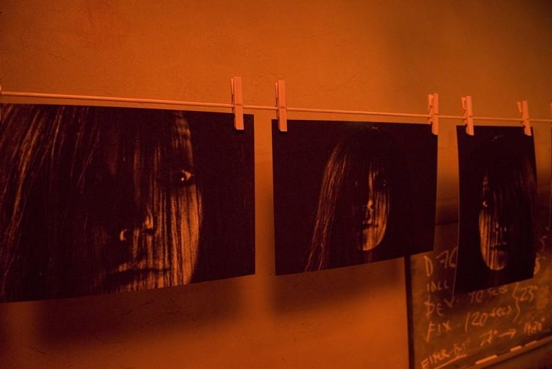Una scena del film The Grudge 2