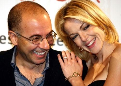 Festa del Cinema di Roma 2006: Giuseppe Tornatore e Claudia Gerini presentano 'La sconosciuta'