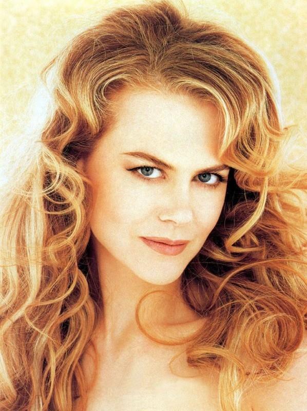 una splendida foto di Nicole Kidman