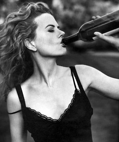 Nicole Kidman in versione 'selvaggia'