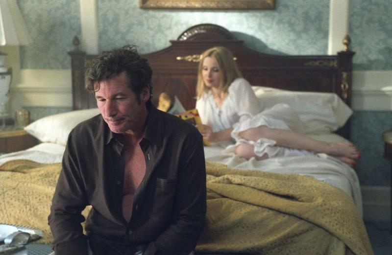 Richard Gere e Julie Delpy in una scena de L'imbroglio