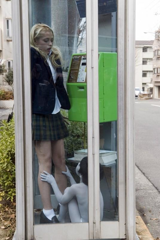 Teresa Palmer in una scena di The Grudge 2