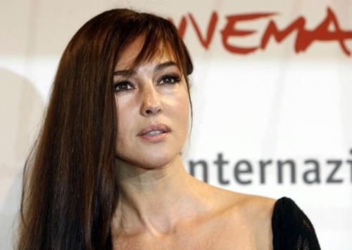 Roma 2006: Monica Bellucci presenta alla critica il film N (Io e Napoleone)