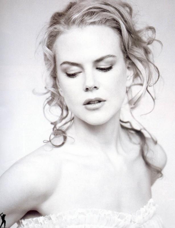 uno splendido ritratto di Nicole Kidman