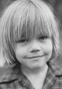 Il piccolo Leonardo DiCaprio