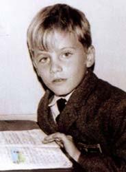 Il piccolo Viggo Mortensen