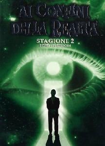 La copertina DVD di Ai confini della realtà - Stagione 2